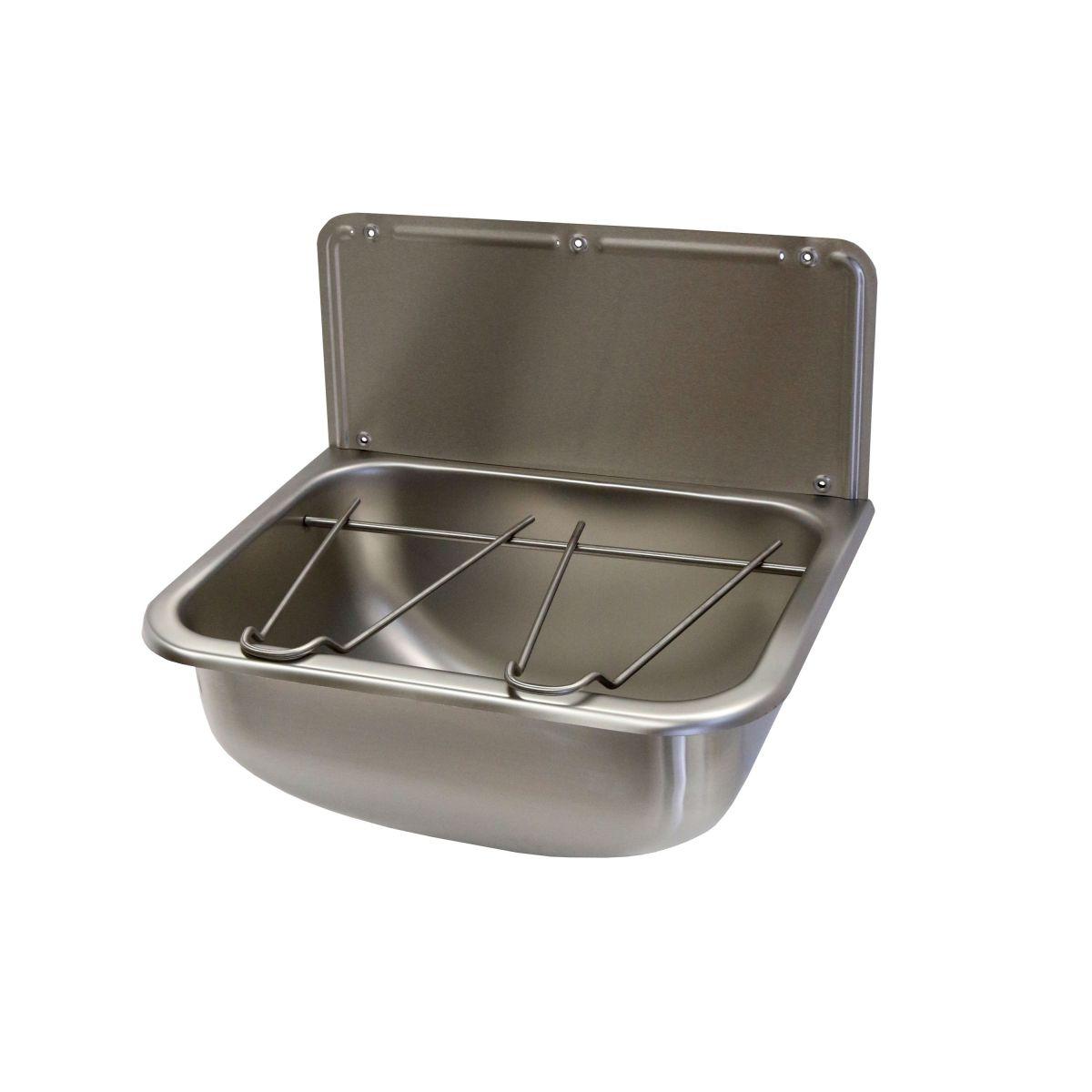 Wall mounted bucket sink for Metal bucket sink