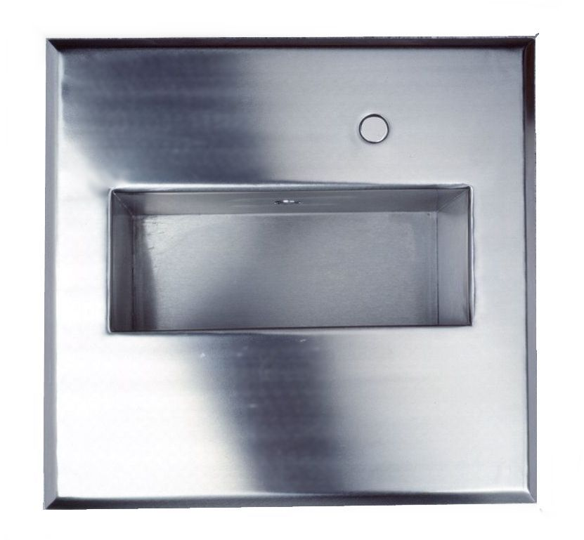 Wall Recessed Hand Rinse