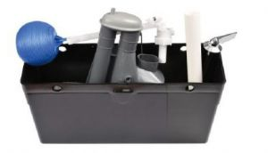 Plastic Concealed Cistern with Lever image