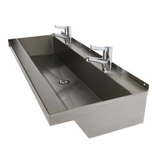 Economy Wall Mounted Wash Trough - Stock