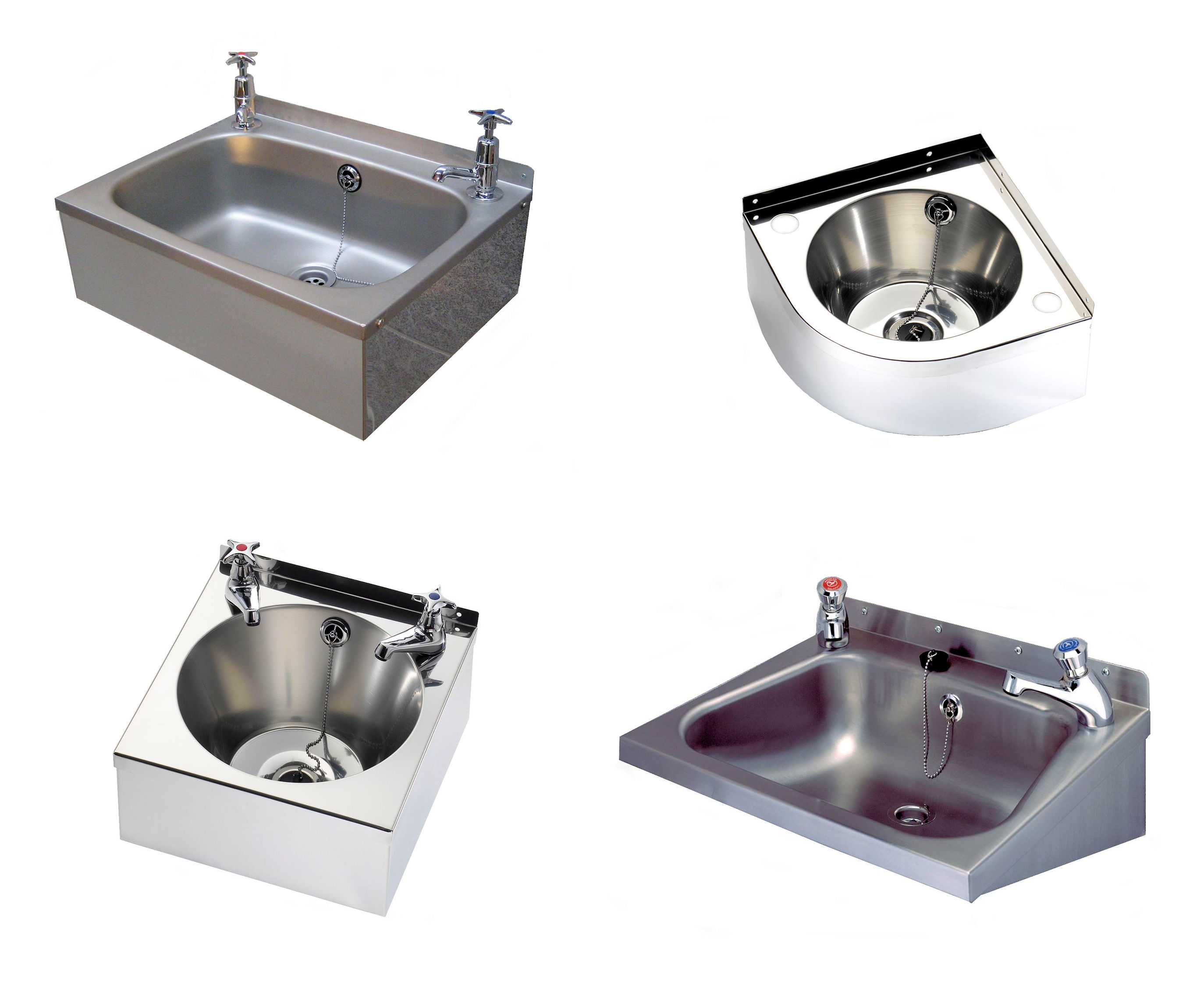 Wall Mounted Wash Basins image