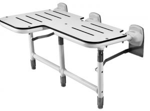 Bariatric Folding Shower Seat image