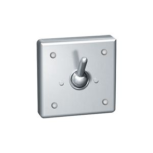 Stainless Steel Security Coat Hook image
