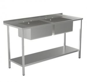 Manufactured to Order Catering Sink image