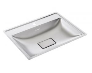 Inset Bright Polished Wash Basin image