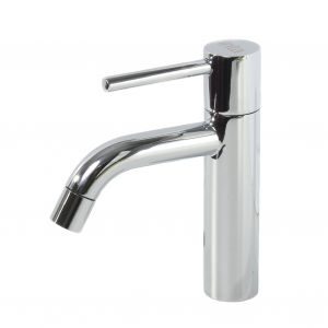 Contemporary Lever Basin Tap  image