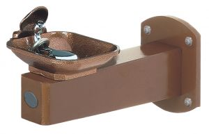 Wall Mounted Outdoor Drinking Fountain image
