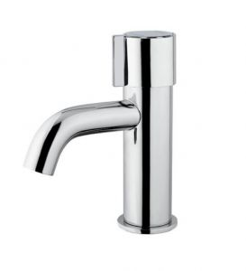 Self Closing Deck Mixer Tap image