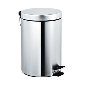 Stainless Steel Pedal Waste Bin image