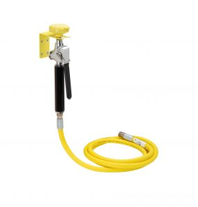 Stay Open Drench Hose - Wall Mounted image