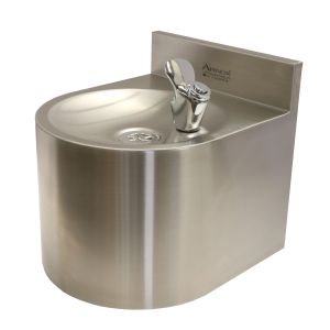 Wall Mounted Drinking Fountain  image