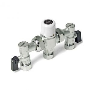 Wash Fountain Thermostatic Mixing Valve image