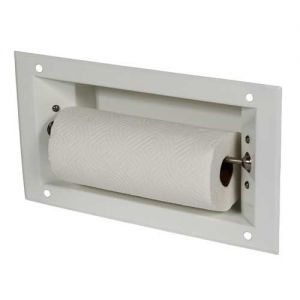 Ligature Resistant Recessed Paper Towel Holder image